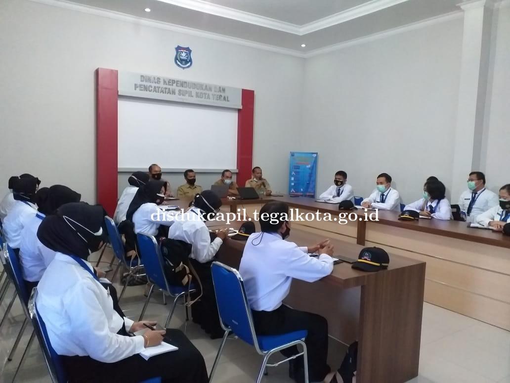 Kunjungan PKP LPP Pusat Pendidikan Administrasi Polri Bandung