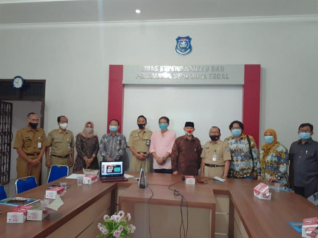 Kunjungan Kerja Komisi I DPRD Kabupaten Cirebon